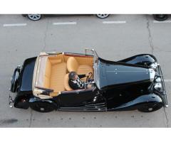 Bentley 3 1/2 Drophead Coupe by Park Ward
