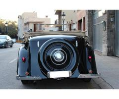 Bentley 3 1/2 Drophead Coupe by Park Ward